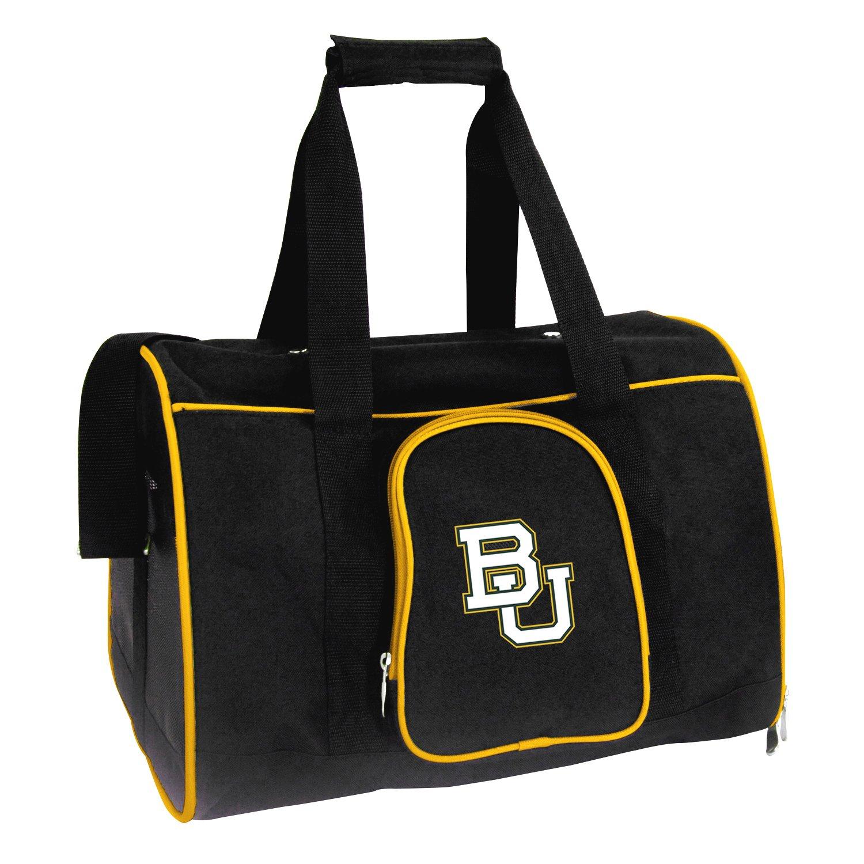 Denco NCAA Baylor Bears Premium Pet Carrier