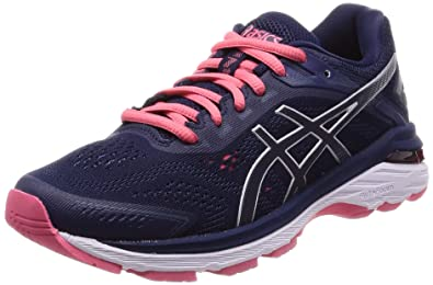 f4037141 Asics GT 2000 7 Womens Running Shoes - Navy-5.5