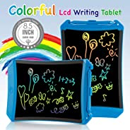 KOKODI Girl Boy Toys, Gifts for 3-6 Year Old Girls Boys, 8.5 Inch LCD Writing Tablet with Colorful Screen Doodle Board Drawin