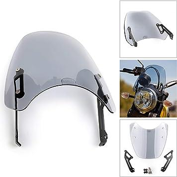 Topteng Motorrad Windschutzscheibe Sport Windschutzscheibe Mit Abs Aerodynamik Design Für ?????? ????????? ???? ???? Auto