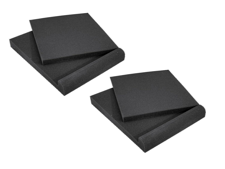 Omnitronic isolationpad Monitor scatole 265X 330X 40/Coppia