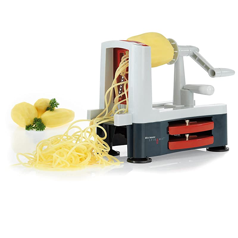 Westmark Spiralizer Review