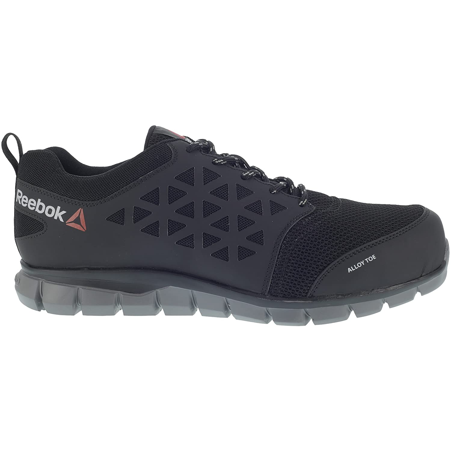 Reebok lavoro IB1031 S1P 42 Excel Light Athletic Safety Trainer shoe ... cb27fbe8d1a