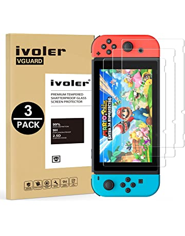 3 Pack  Nintendo Switch Screen Protector Tempered Glass 190a2f218f