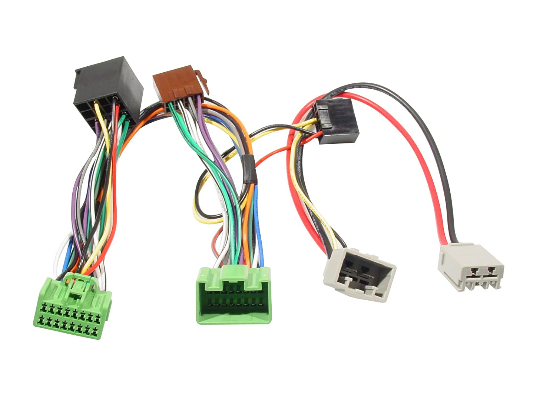 KRAM ISO2CAR Mute-Adapter Volvo S40/V50 2004 - Adaptador para cable (Macho/hembra, De plástico) 86195