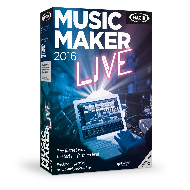 MAGIX Music Maker 2016 Live by MAGIX