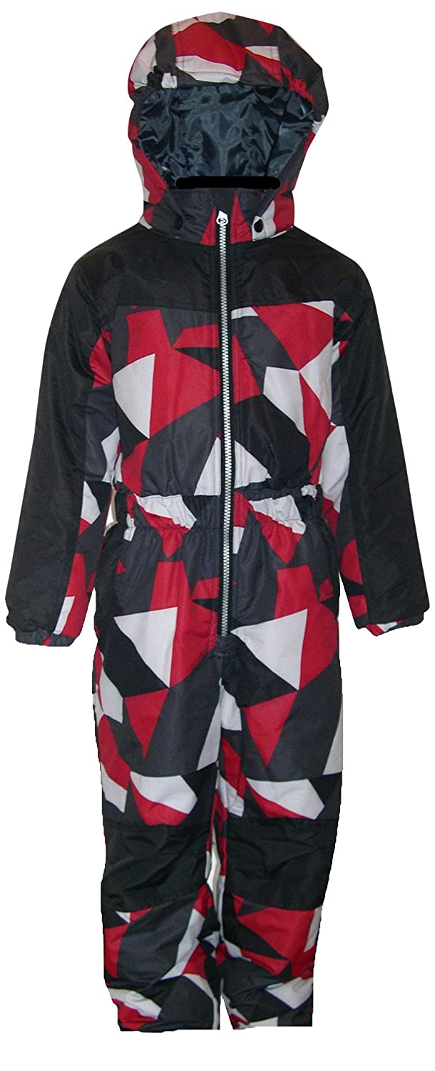 Pulse Little Boys and Toddler 1 Piece Snowsuit Coveralls 701-NW