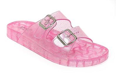 68374b1353b55 H2K Jelly Slippers for Women