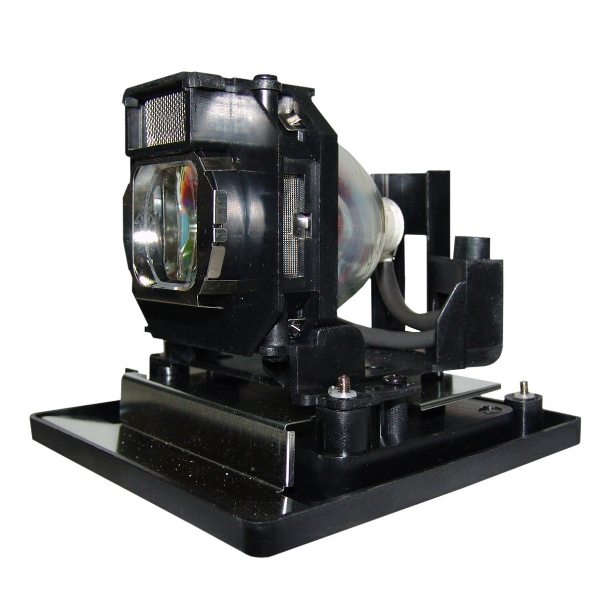 AuraBeam Economy Replacement Lamp for Panasonic ET-LAE4000 with Housing