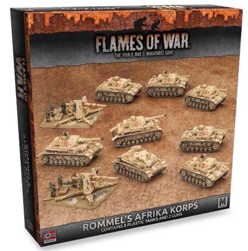Rommel s Afrika Korps (GEAB14)