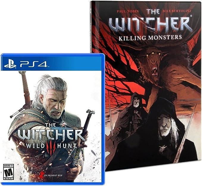 Warner Bros The Witcher 3 - Juego (PS4, PC, RPG (juego de rol), ENG): Amazon.es: Videojuegos