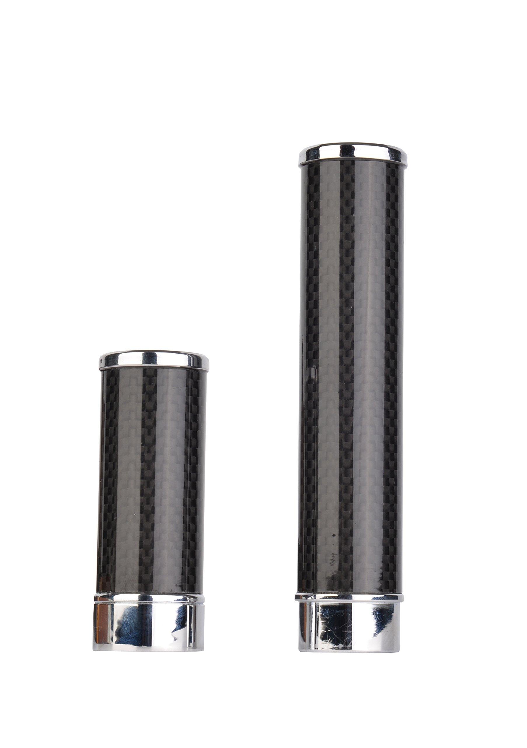 Carbon Fiber Cigar Case Tube Holder CL Carbonlife Travel Case With Humidor Excalibur