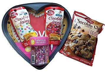 Christmas Cookie Decorating Kit.Amazon Com Holiday Cookie Decorating Kit Valentine 5