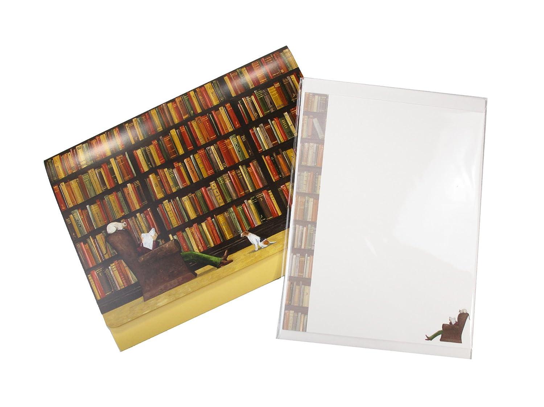 Carta da lettere Set per scrittura Ciliege Rannenberg /& Friends