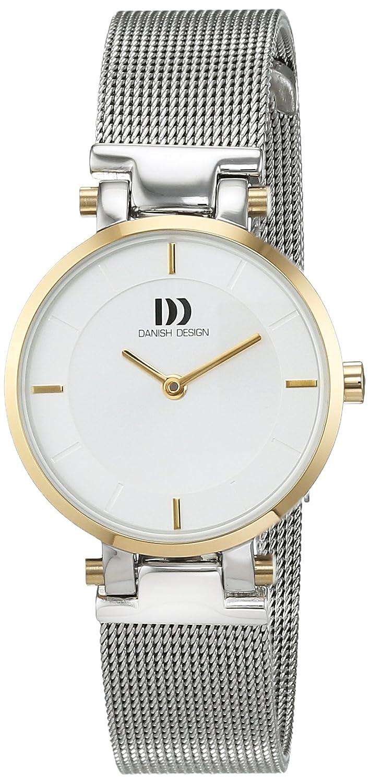 Danish Design Damen-Armbanduhr IV65Q1089 Analog Quarz Edelstahl IV65Q1089