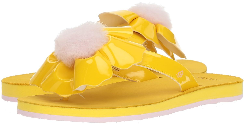 411cec682dcec7 UGG - Sandals Poppy 1090489 - Lemon Yellow  Amazon.co.uk  Shoes   Bags