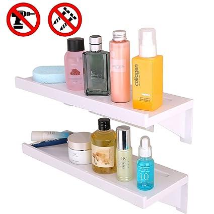 Oggetti In Plastica Per La Casa.Tepsmigo Mensole Bagno Porta Sapone Per Doccia Bagno Porta Oggetti