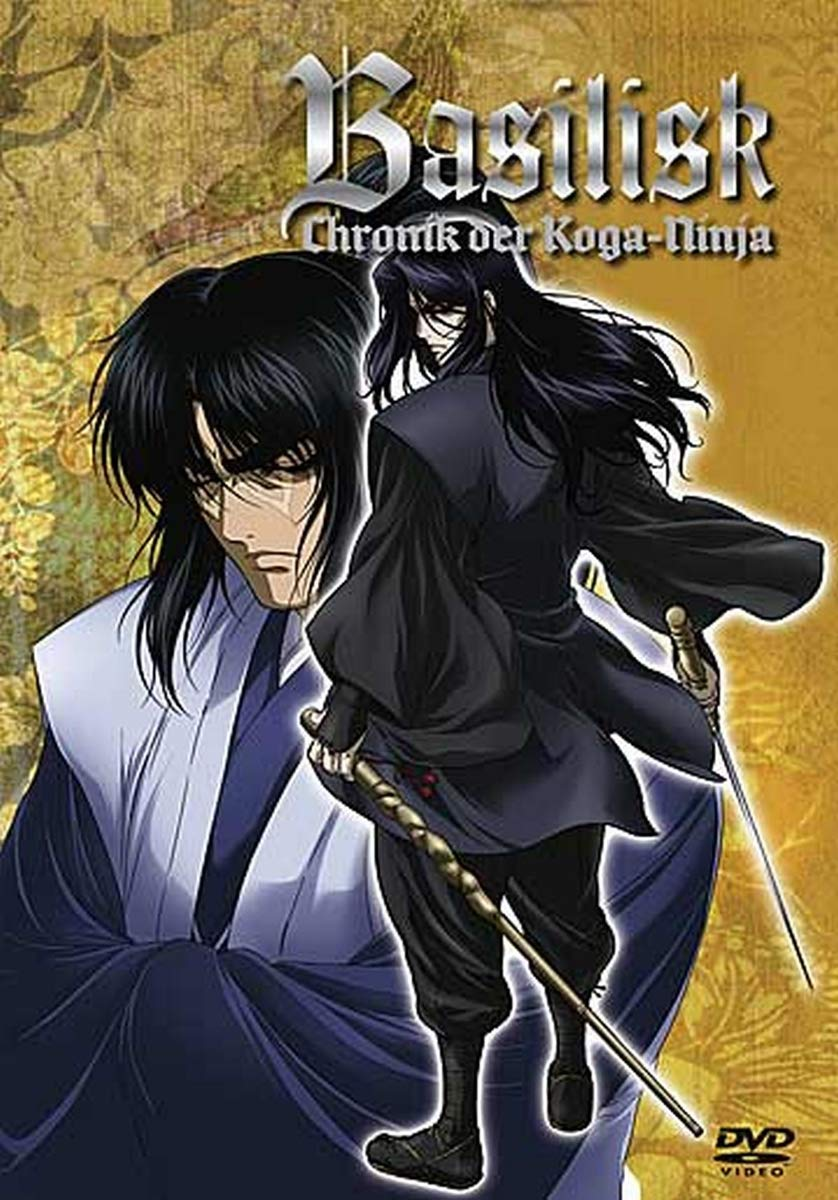Basilisk, Vol. 06 - Chronik der Koga-Ninja Alemania DVD ...