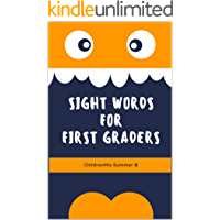 Sight Words For First Graders: Sight word worksheets provide dolch list for kids in kindergarten, 1st grade. It can be used as flash cards or games to teach your child to read in 100 easy lessons.