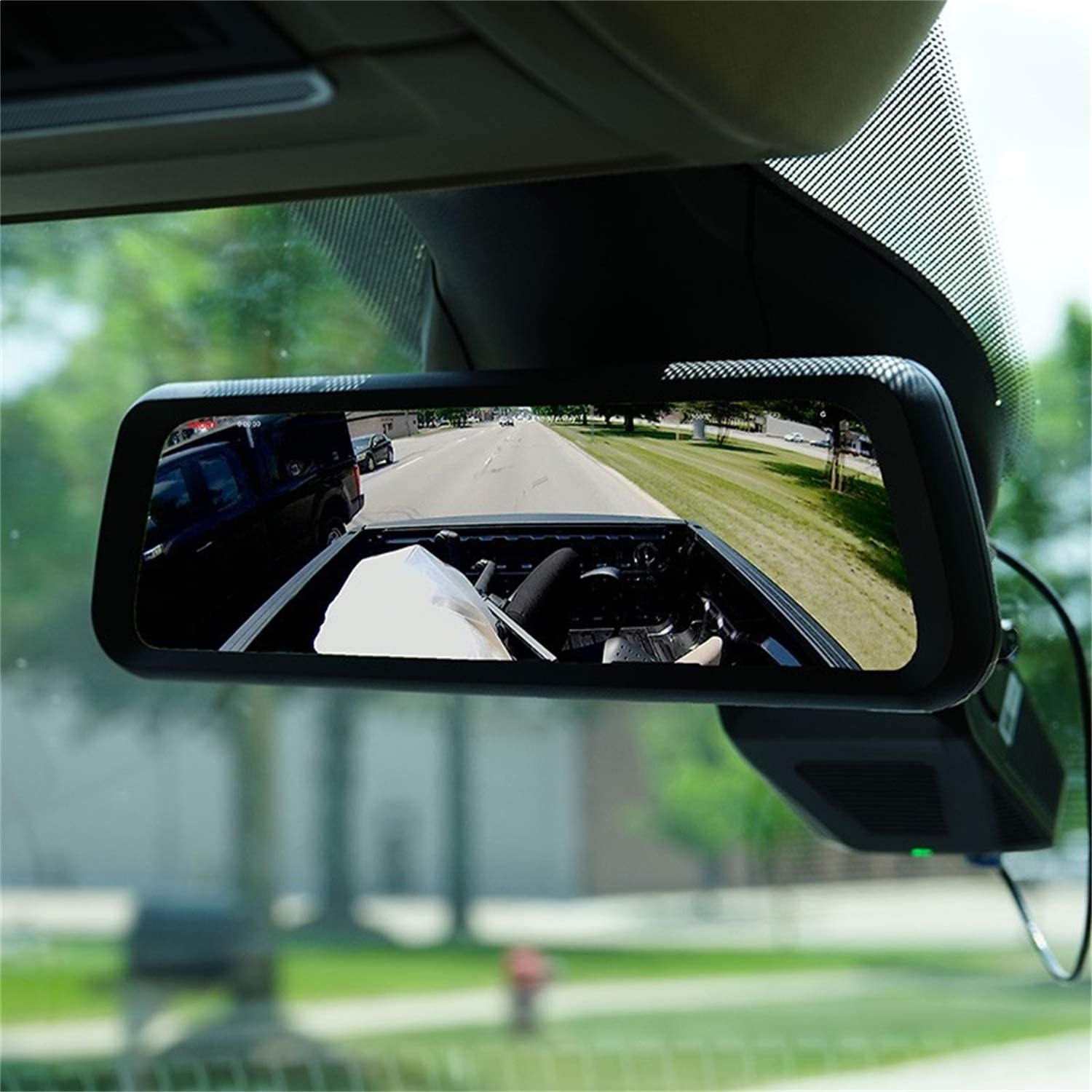 Brandmotion FVMR-1000 FullVUE Rear Camera Mirror System