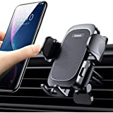 Universal Vent Car Phone Mount【Big Phone & Thick Case Friendly】 Cell Phone Holder for Car Air Vent, 360° Rotation…