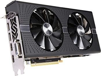 SAPPHIRE NITRO DirectX 12 4GB ATX Video Card + AMD Gift