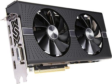 Amazon.com: Sapphire 11265 – 31 – 20 G Nitro + Radeon RX 580 ...