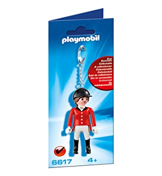 Playmobil 6617 Country Equestrienne Keyring