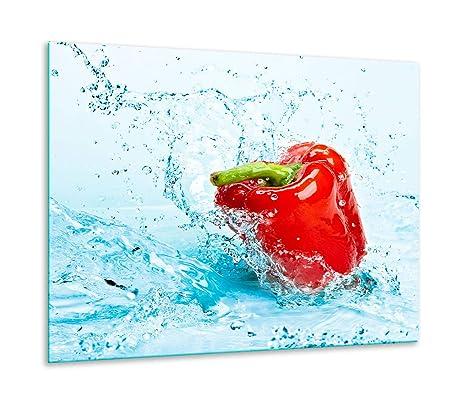 Placa protectora de vitrocerámica 60 x 52 cm 1 pieza cocina ...