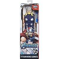 Marvel Avengers Titan Hero Series Blast Gear Thor Action Figure, 12-Inch Toy, Geïnspireerd door The Marvel Universum…