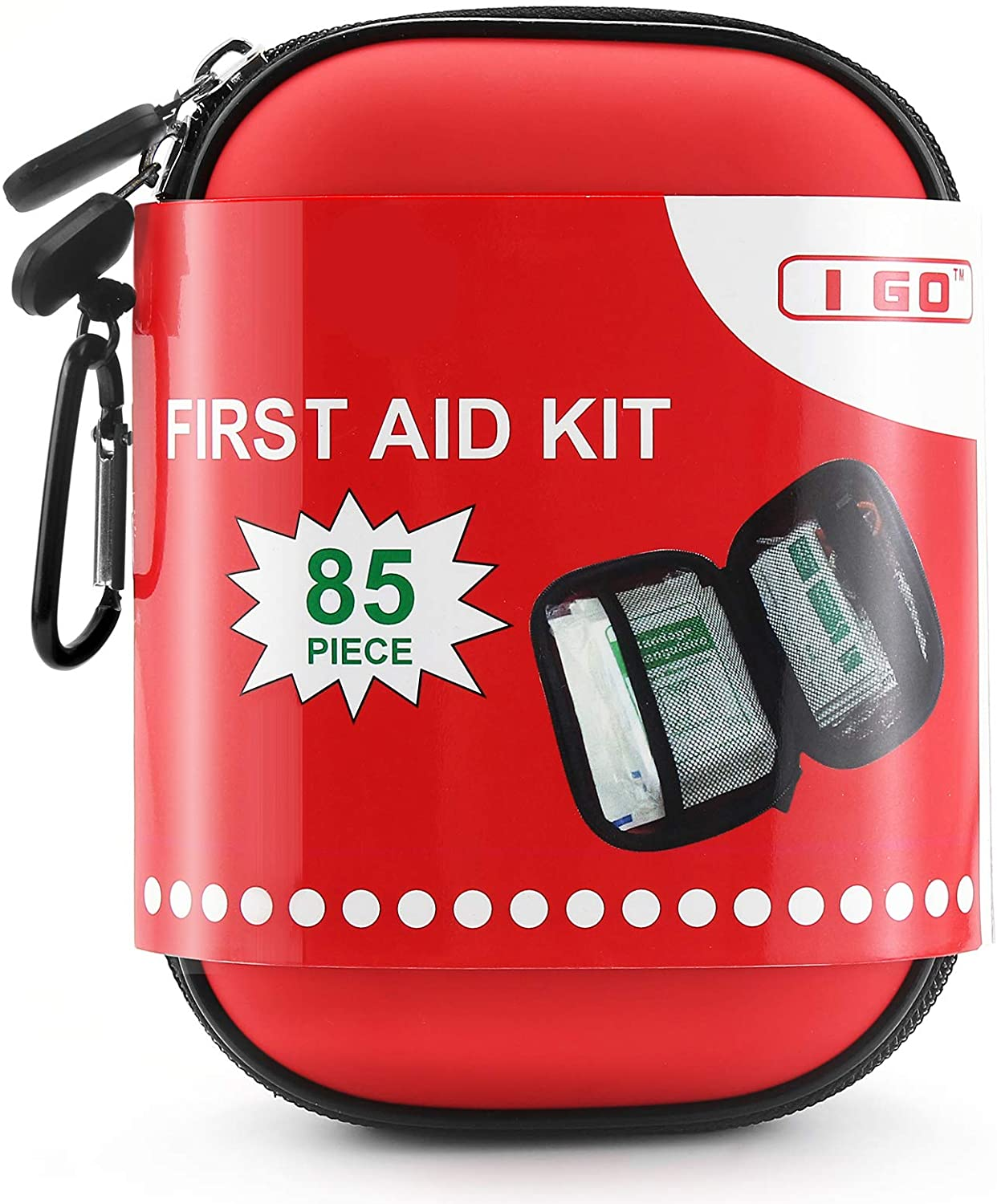 I Go Store Mini Compact First Aid Kit