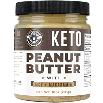Keto Peanut Butter