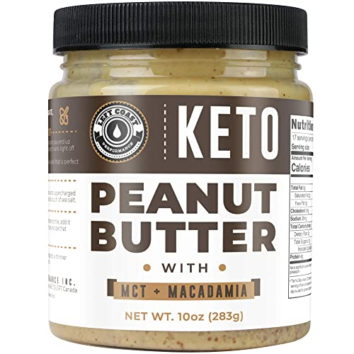 Is Peanut Butter with Macadamia Nuts and MCT OilKeto?