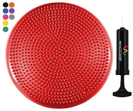 Wacces Hinchable Estabilidad Equilibrio Disco con Smart Bomba ...