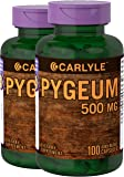 Carlyle Pygeum Africanum Bark 500 mg 200 Capsules
