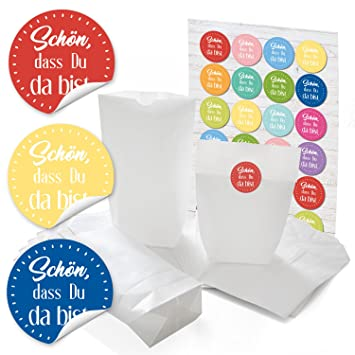96 pequeñas bolsas de papel Bolsas papel kraft con suelo (14 ...