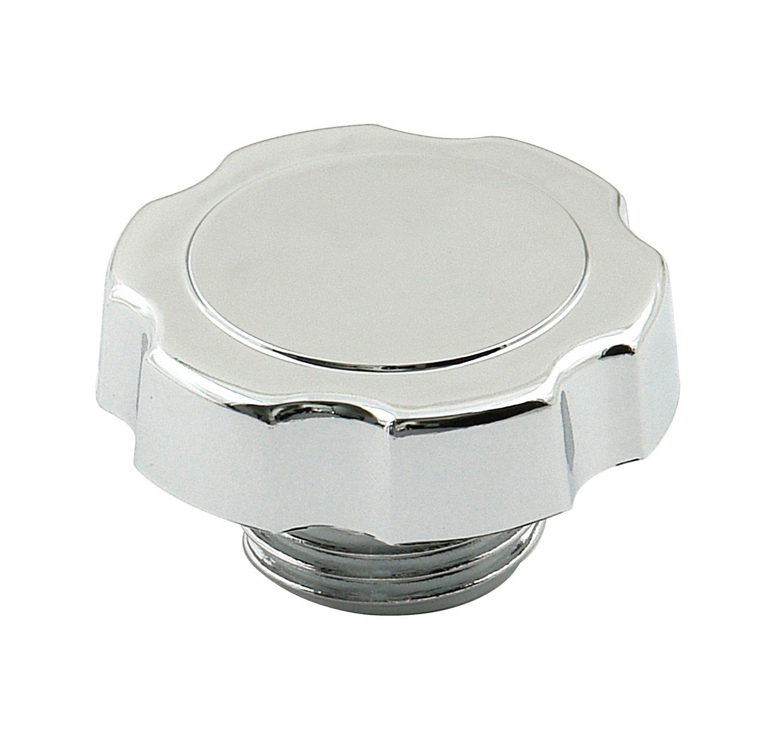 Gasket 9724 Chrome Plated Screw-On Oil Cap Mr