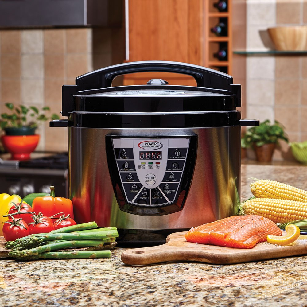 recipe: power pressure cooker xl slow cooker instructions [16]
