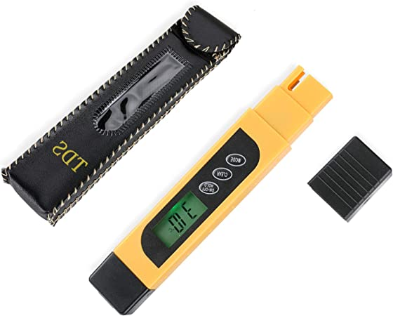 Amazon Com Much 3 In 1 Tds Meter Digital Water Quality Tester