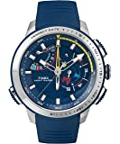Timex Yacht Racer Blue Dial Silicone Strap Men's Watch TW2P73900