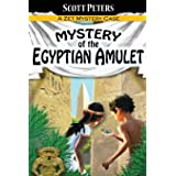 Mystery of the Egyptian Amulet: Adventure Books For Kids Age 9-12 (Kid Detective Zet)