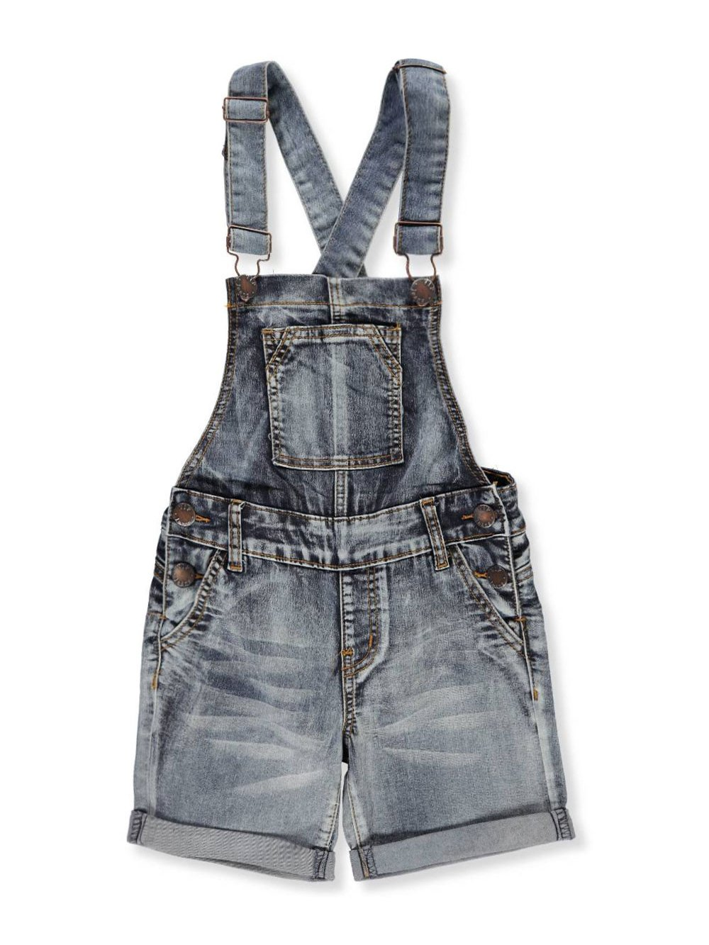 #VIP Jeans Girls' Overalls 7