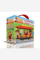 The Little Box of Life's Big Lessons: Daniel Learns to Share; Friends Help Each Other; Thank You Day; Daniel Plays at School (Daniel Tiger's Neighborhood) Board book