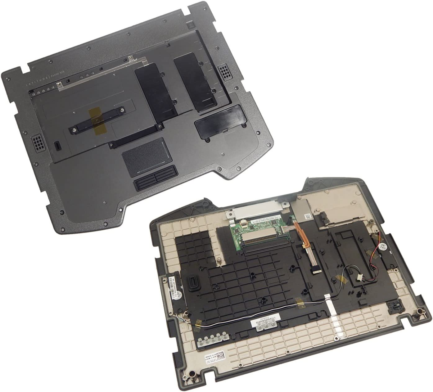 Dell E6400 XFR Rugged Palmrest Touchpad D095M 21025-04 FM742-TP