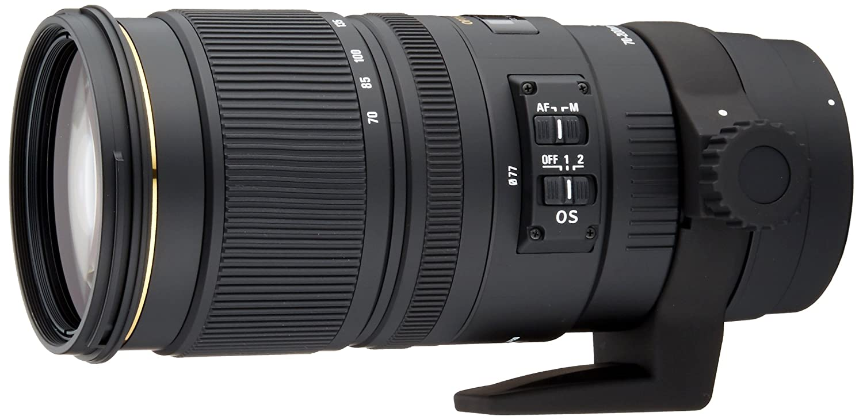 Sigma mm EX DG APO OS HSM Objetivo para Canon mm f