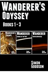Wanderer's Odyssey - Books 1 to 3: The Epic Space Opera Series Begins Kindle Edition