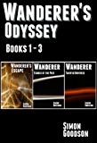 Wanderer's Odyssey - Books 1 to 3: The Epic Space Opera Series Begins (English Edition)