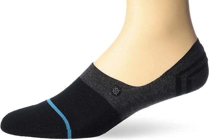 Stance Gamut 3 Pack No Show Socks in Black