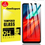 2 Pack - Blackview A80 Pro Tempered Glass, CaseExpert Tempered Glass Crystal Clear Screen Protector Guard & Polishing Cloth f