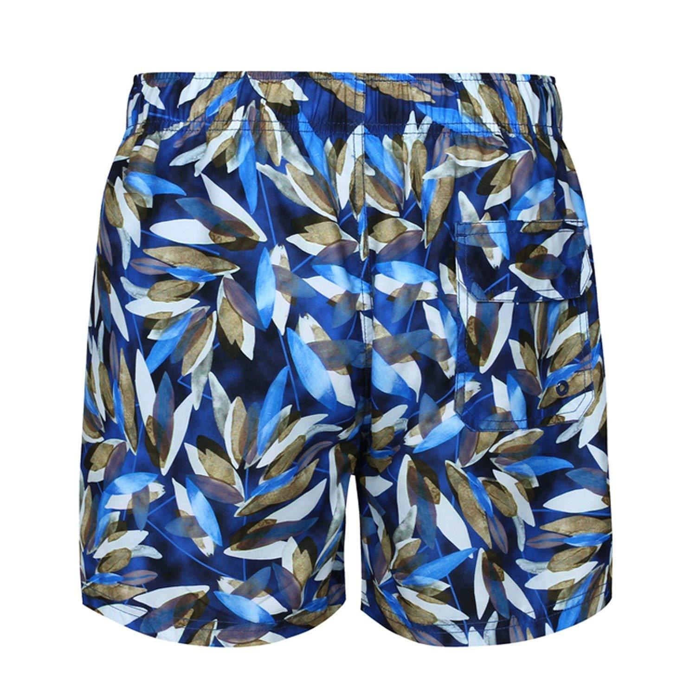 Its a big deal New Swimwear Men Sports Surfing Shorts Beach Shorts Briefs Men Swimsuits Swim Trunk Boxer